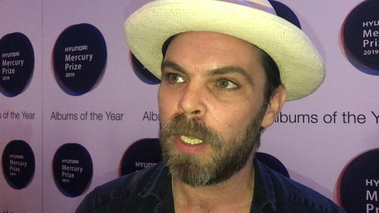 Gaz Coombes among new Mercury Music Prize judges.