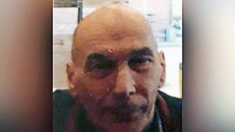 Graham Snell was reported missing in June. Pic: Derbyshire Police