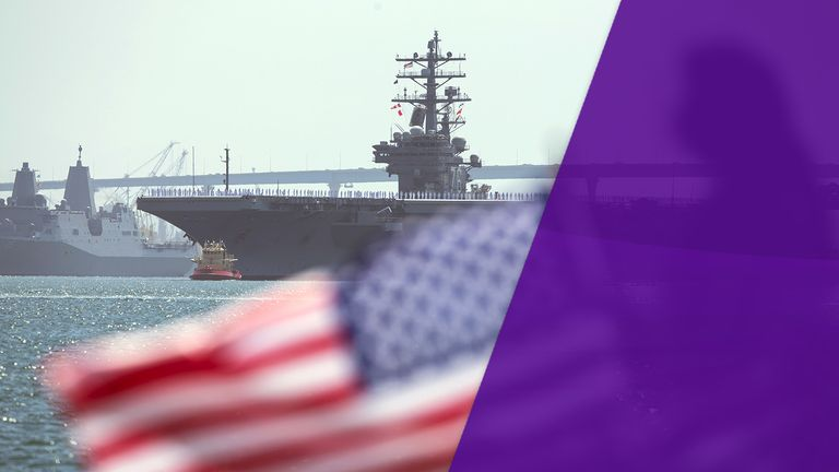 Haynes SKy Views - US Navy