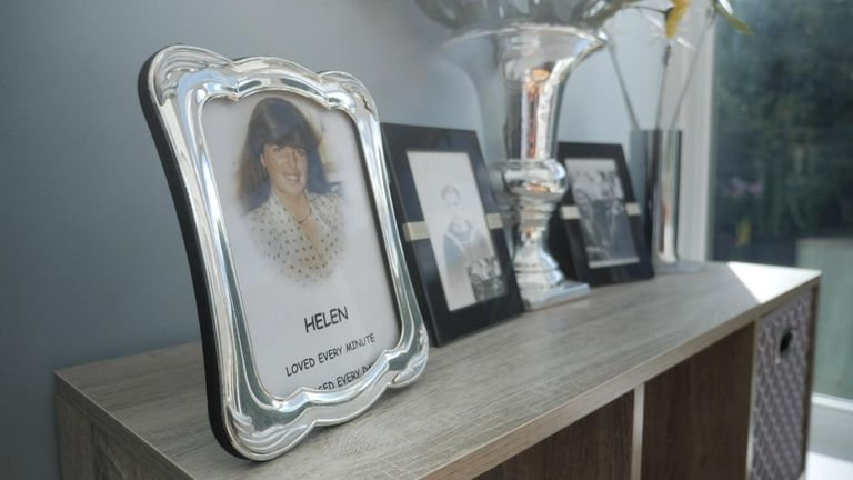 The search for Helen has spanned decades