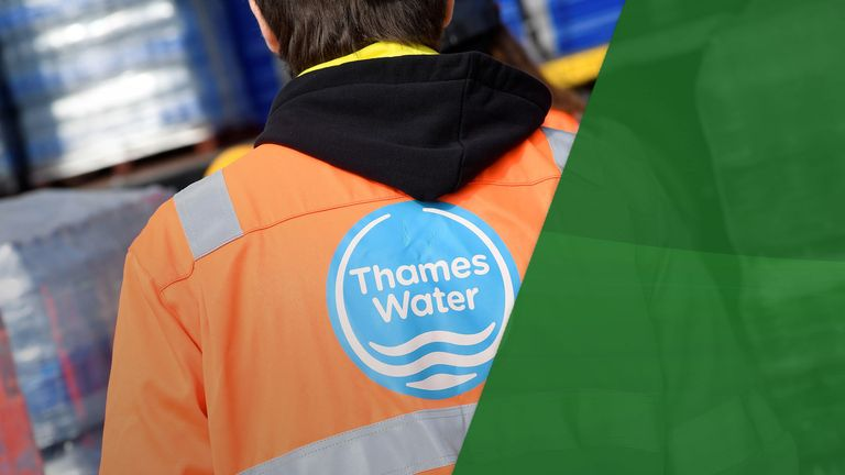Thames Water originally wanted to invest £11.7bn in the five years from April next year