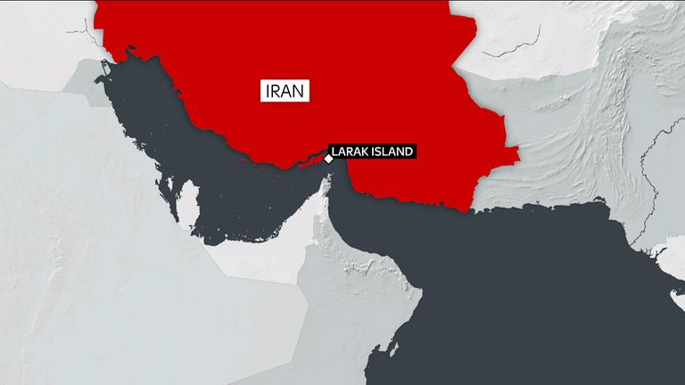 Iran seizes tanker accused of smuggling oil