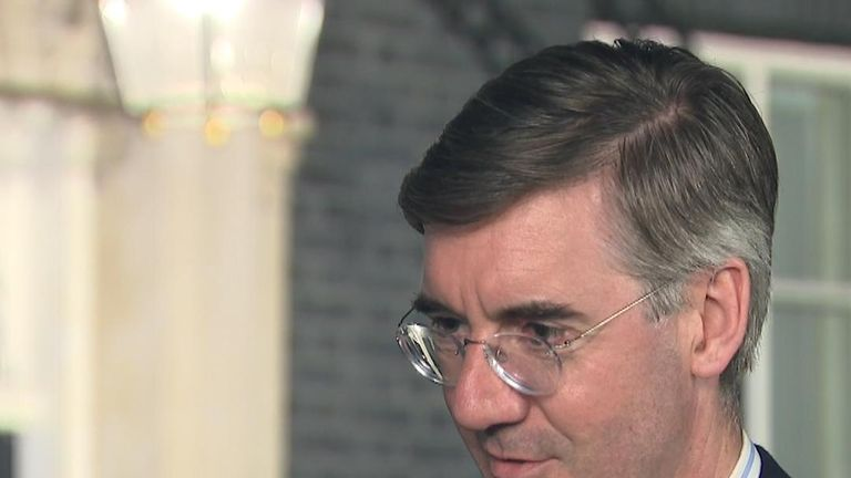 Jacob Rees-Mogg will now attend cabinet
