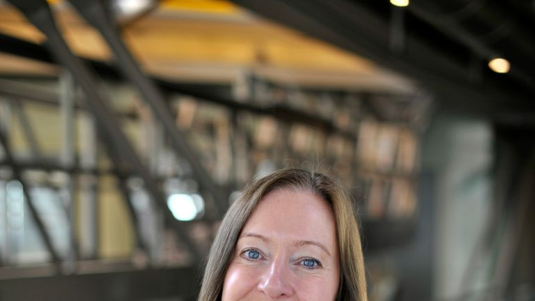 Jill McDonald joined M&S from Halfords in October 2017. Pic: M&S