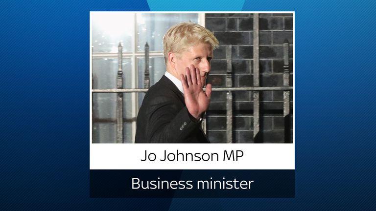 Jo Johnson