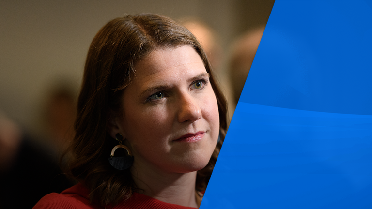 Jo Swinson is already the party's deputy leader