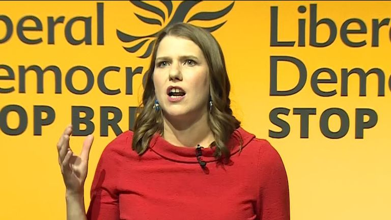 Jo Swinson becomes leader of the Liberal Democrats