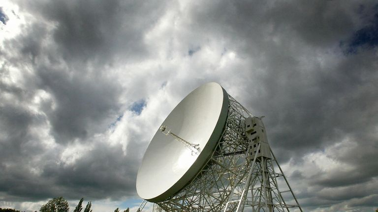 Jodrell Bank has been added to the Unesco world heritage list of sites