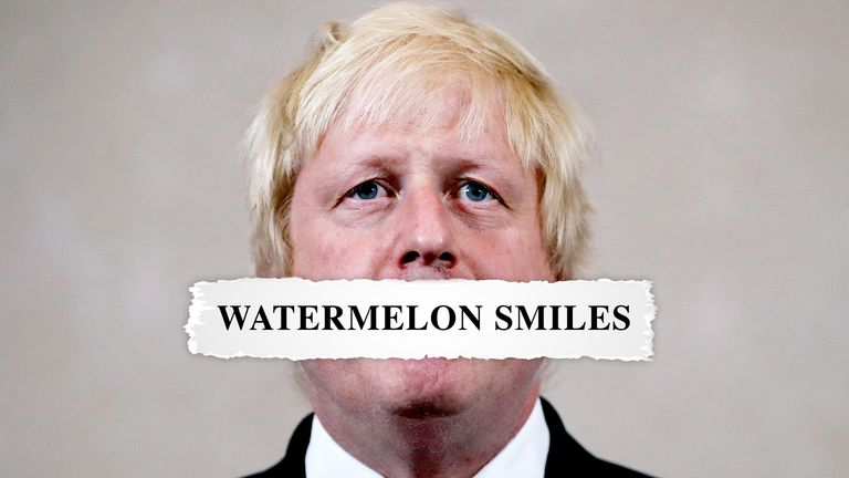 Boris with his quotes