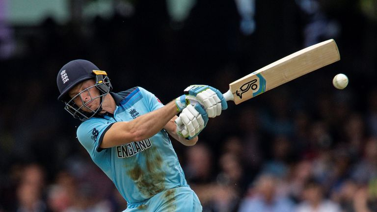 England's batsman Jos Buttler has the best strike of the English batsmen