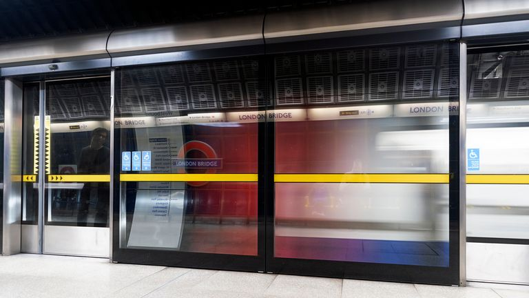 The Jubilee line will be the first to benefit from the 4G access