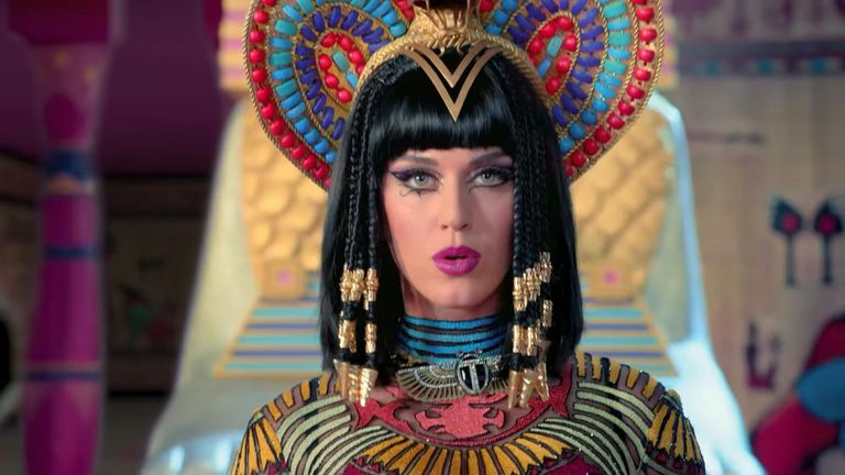 Katy Perry versus Flame: Do these songs sound the same?