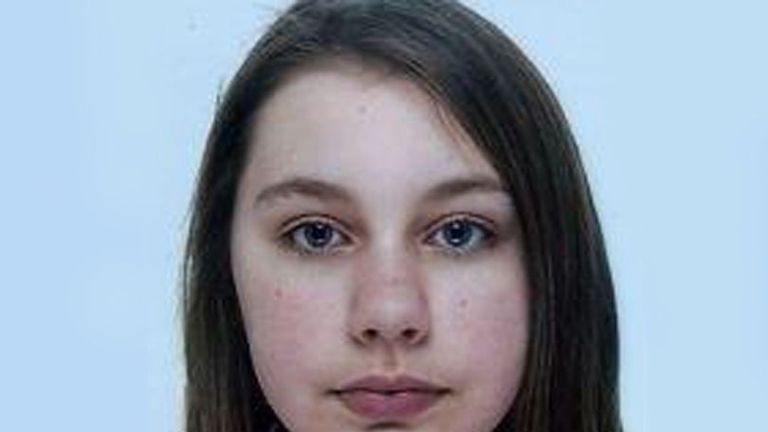 Kimberley Henry is missing. Pic: Northumbria Police