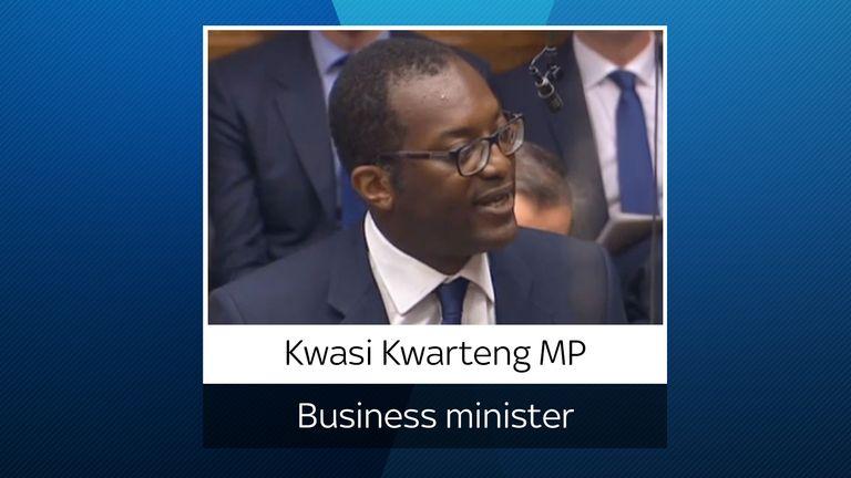 Kwasi Kwarteng