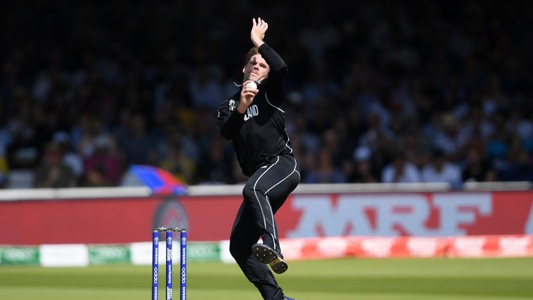Lockie Ferguson possesses a very fast bouncer and is very skilful, says Nasser Hussain