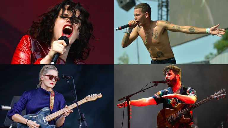 Mercury Prize 2019: The 1975, Foals and Dave among acts up for award