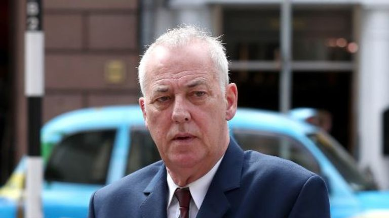 Michael Barrymore was investigated following the death of Stuart Lubbock 18 years ago