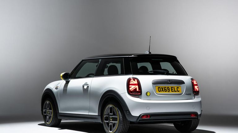 The Cowley plant will provide MINI Electric vehicles for the domestic and global market