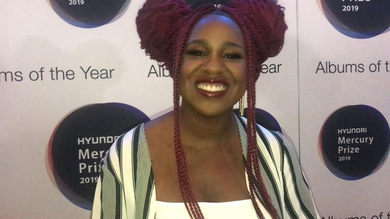 Singer-songwriter NAO 'honoured' to be the part of the shortlist