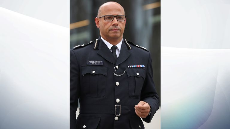 Metropolitan Police Assistant Commissioner Neil Basu said publishing further leaks could be a criminal offence
