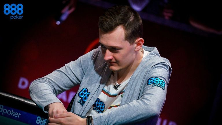 Nick Marchington will compete in the World Series Of Poker final in Las Vegas