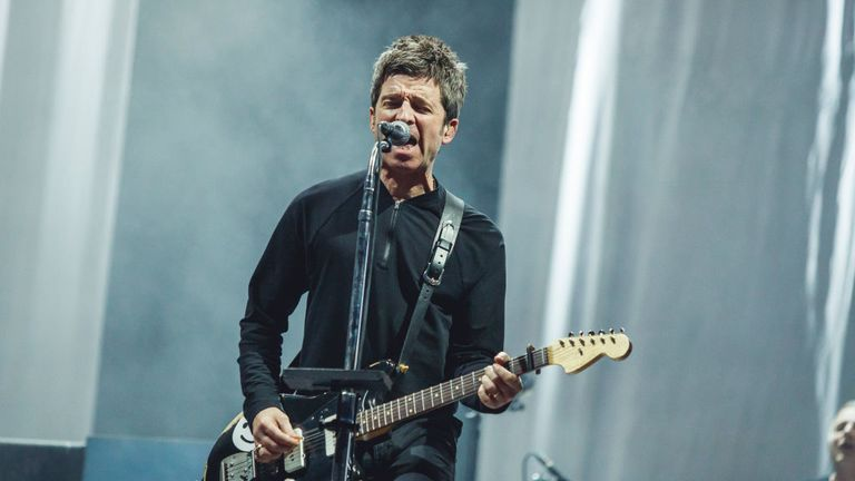 Noel Gallagher has referred to Scotland as a 'third world country'