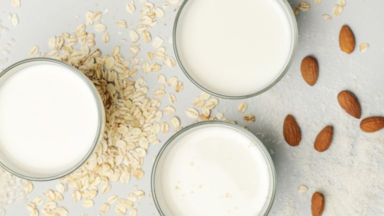 Young people aged 16 to 24 are the biggest buyers of plant-based milk, research shows