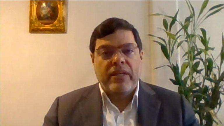 Seyed Mohammad Marandi, a professor at the University of Tehran