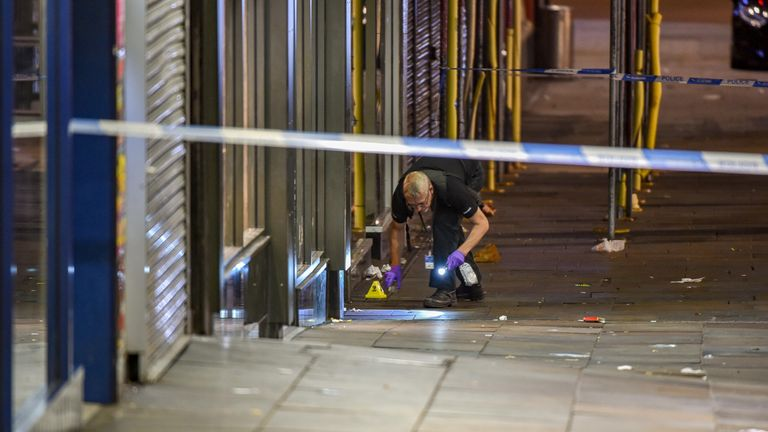 A 15-year-old boy has potentially life-changing injuries after a shooting in Coventry. Pic: SnapperSK