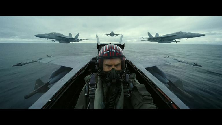 First trailer for long-awaited sequel Top Gun: Maverick