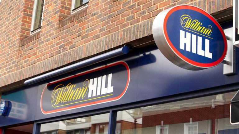William Hill to shut 700 shops placing 4,500 jobs at risk