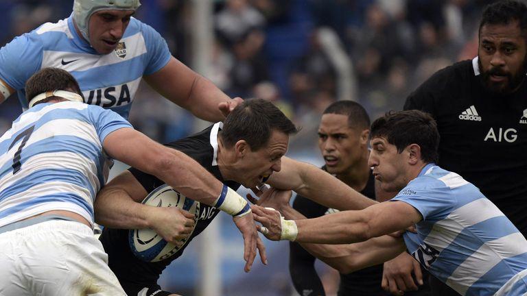 Argentina 16 - 20 New Zealand - Match Report & Highlights