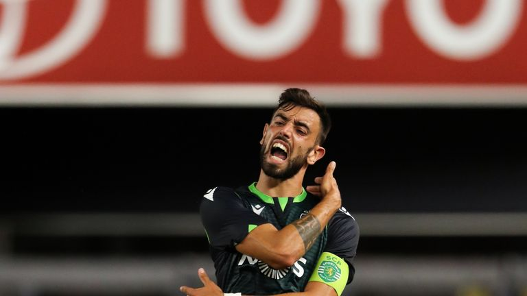 The Good Morning Transfers panel discuss the future of Sporting Lisbon's Bruno Fernandes after reports it's unlikely he'll move to Manchester United