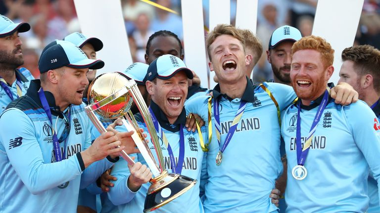 Watch the pick of the action as England beat New Zealand in an incredible finale to the 2019 ICC Cricket World Cup