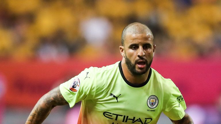 Manchester City defender Kyle Walker says they need luck to be on their side if they are to win the Champions League for the first time this season