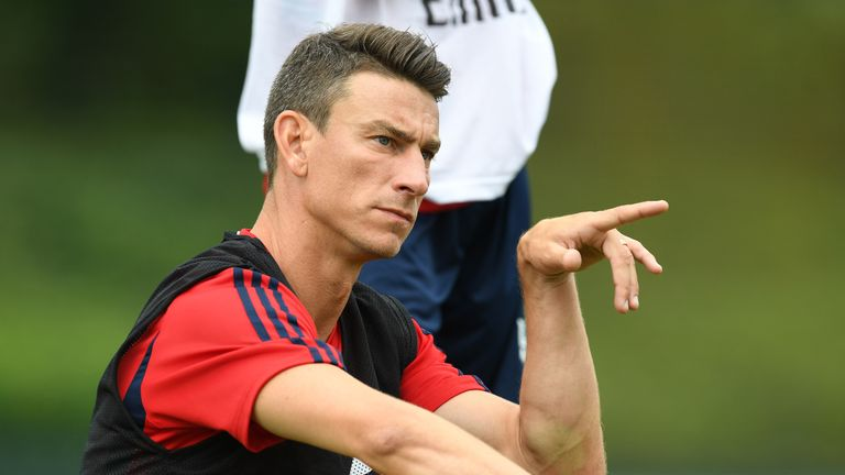 Laurent Koscielny did not travel to the US for Arsenal's pre-season tour
