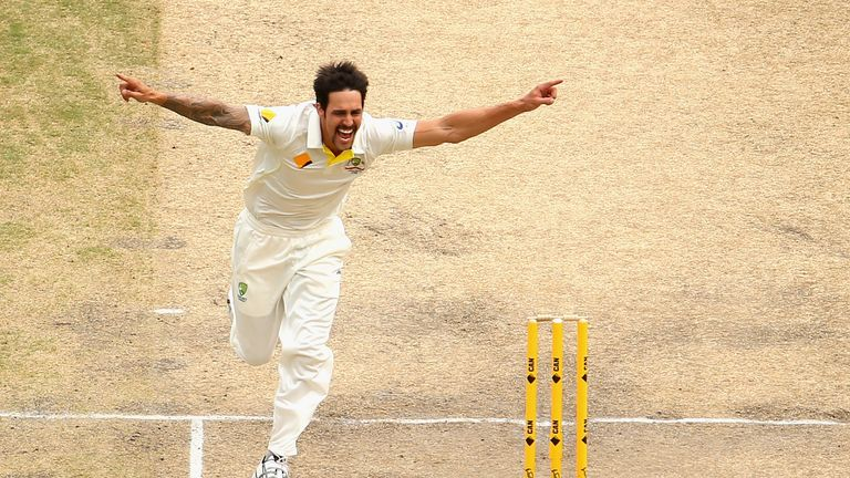 Mitchell Johnson Masterclass