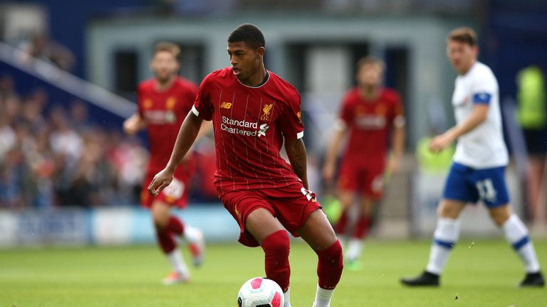 See Rhian Brewster's double against Tranmere in our match highlights