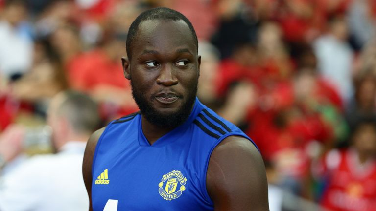 Antonio Conte says Lukaku is an important player for Inter Milan to sign