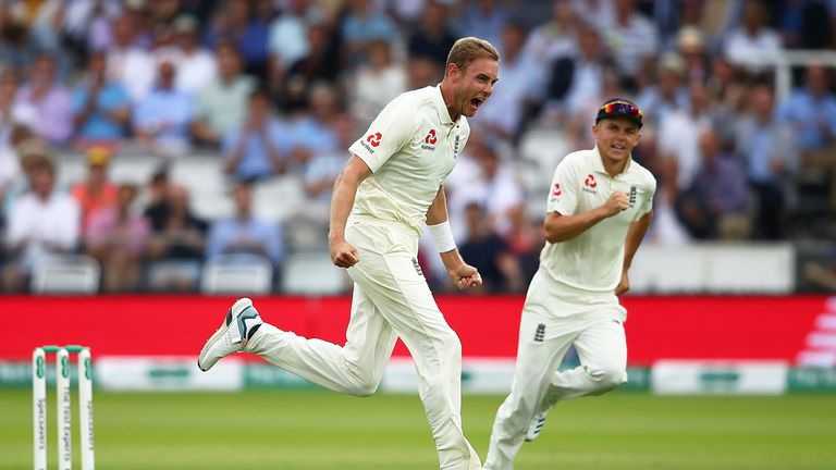 Chris Woakes and Stuart Broad give their thoughts on Australia's Ashes squad announced