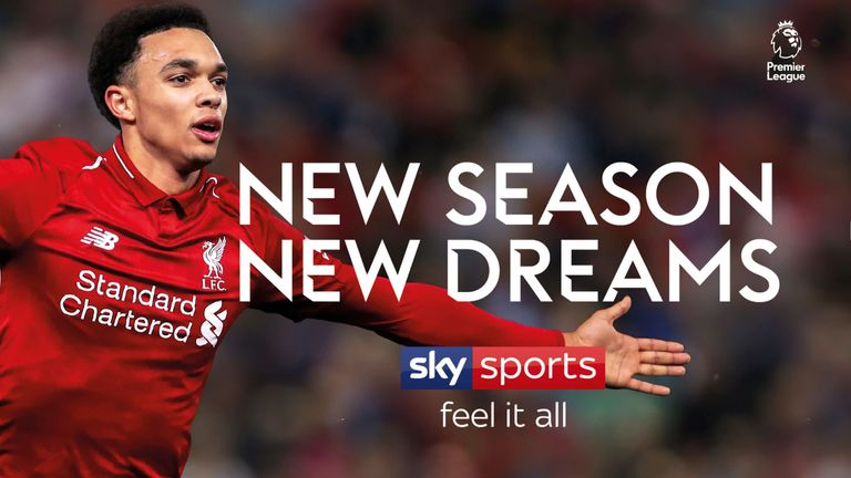 Get excited for the 2019/20 season with Sky Sports where you can watch all the best action from the Premier League, EFL, SPFL and more!