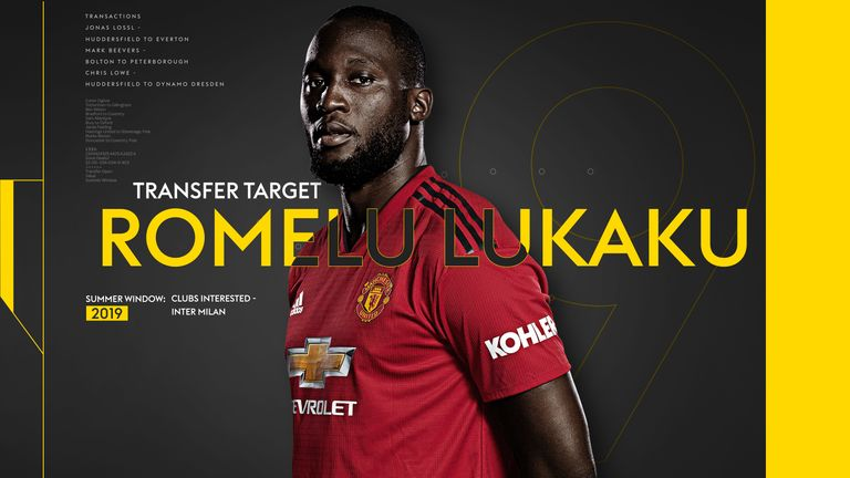 Take a look at some of Lukaku's best Premier League moments for Manchester United