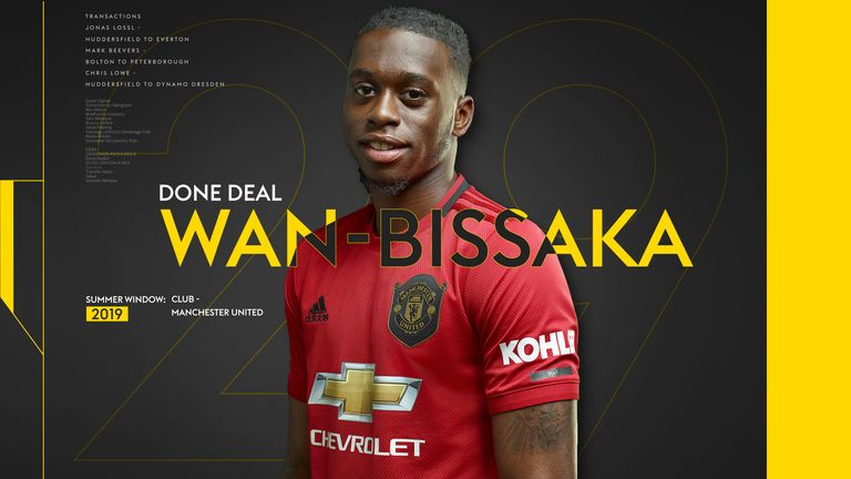 We take a look at Wan-Bissaka's best bits in the Premier League for Crystal Palace