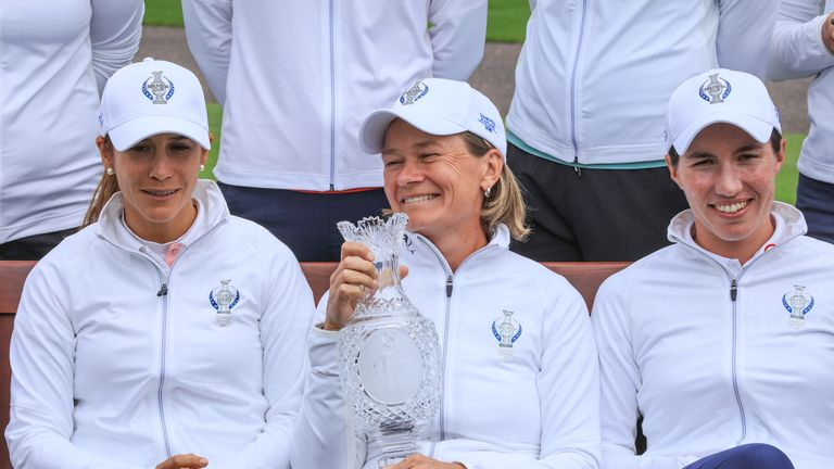 Team Europe captain Catriona Matthew revealed her four wildcard picks for her 2019 Solheim Cup side on Monday at Gleneagles.