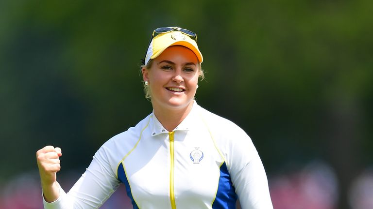 Can Europe prevent a hat-trick of victories for Team USA at Gleneagles? Watch the Solheim Cup live on Sky Sports