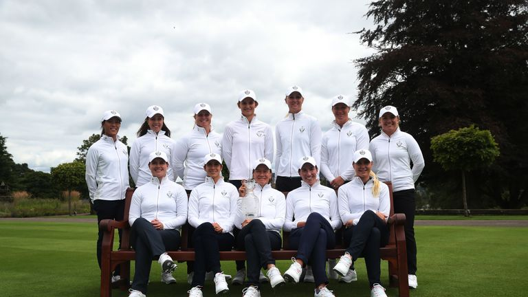 Team Europe captain Catriona Matthew revealed her four wildcard picks for her 2019 Solheim Cup side on Monday at Gleneagles