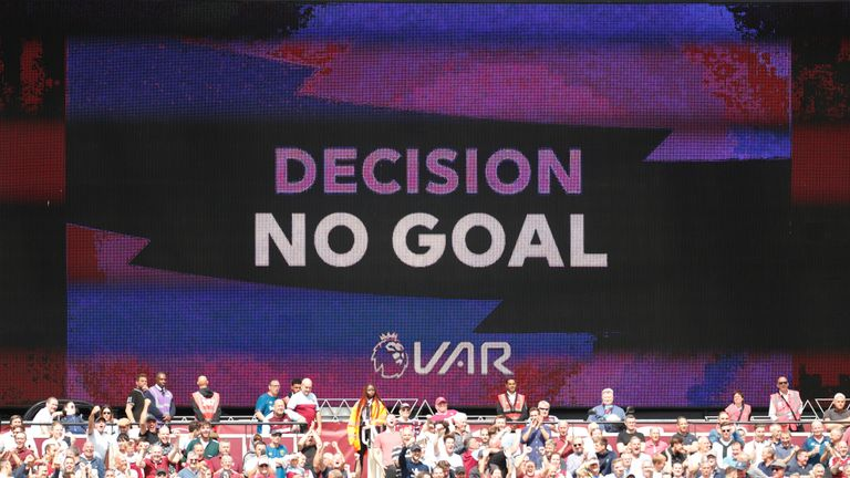 Bryan Swanson reviews VAR's impact on the opening weekend of the Premier League season