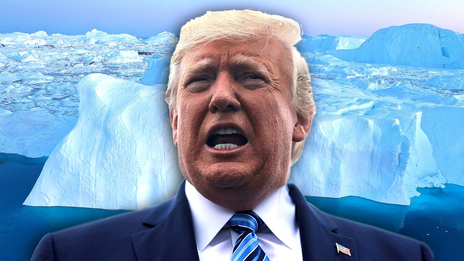 'Proof he has gone mad' - Trump ridiculed over plan to buy Greenland