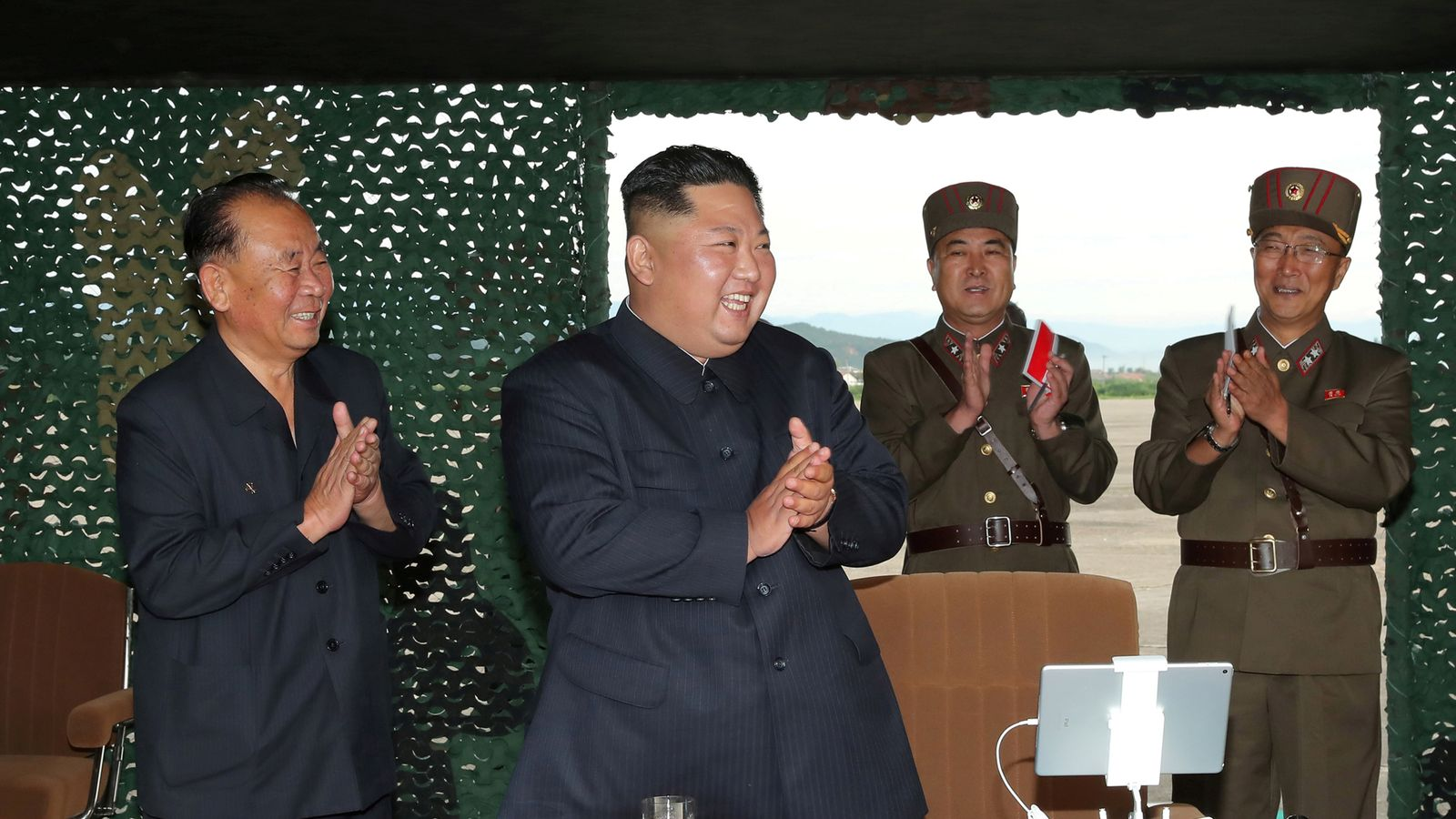 North Korea completes 'crucial test' at long-range rocket site - EpicNews