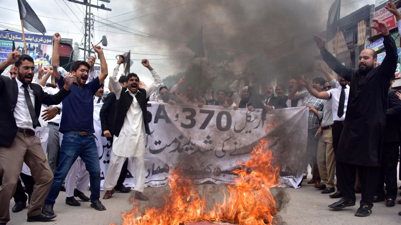 Pakistan to downgrade diplomatic relations with India